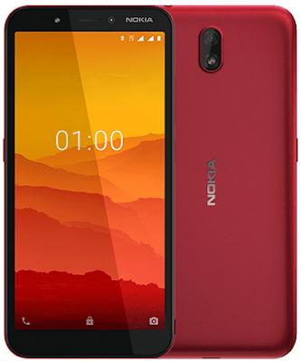 Nokia C1 picture
