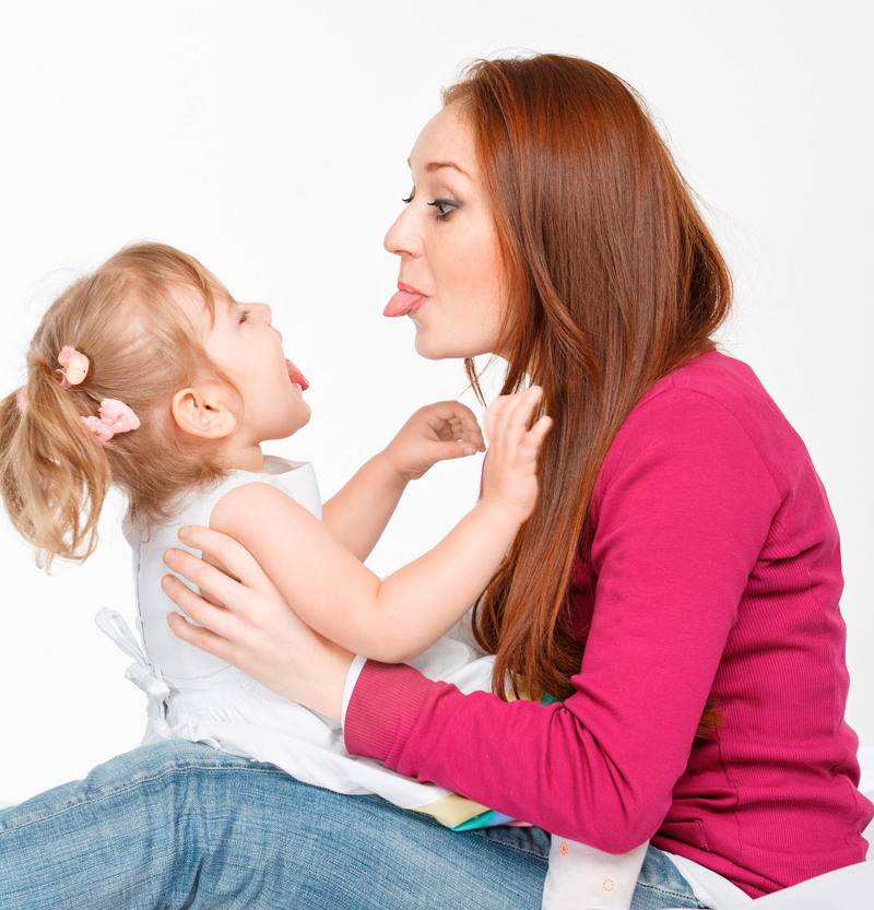 Cuidado de personas dependientes y niños