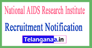 National AIDS Research Institute NARI Recruitment Notification 2017