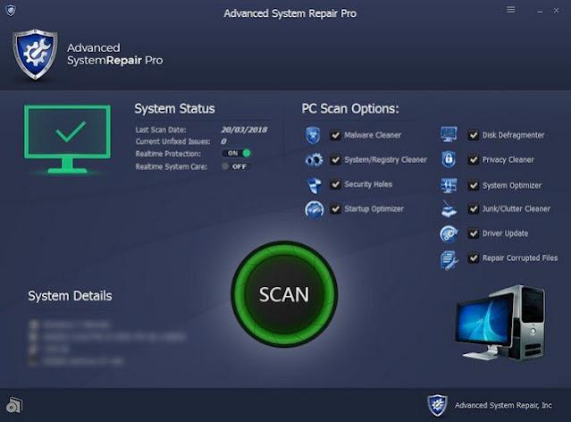 Advanced System Repair Pro