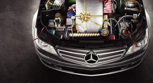 Chương trình khuyến mãi hấp dẫn khi mua xe Mercedes trong tháng