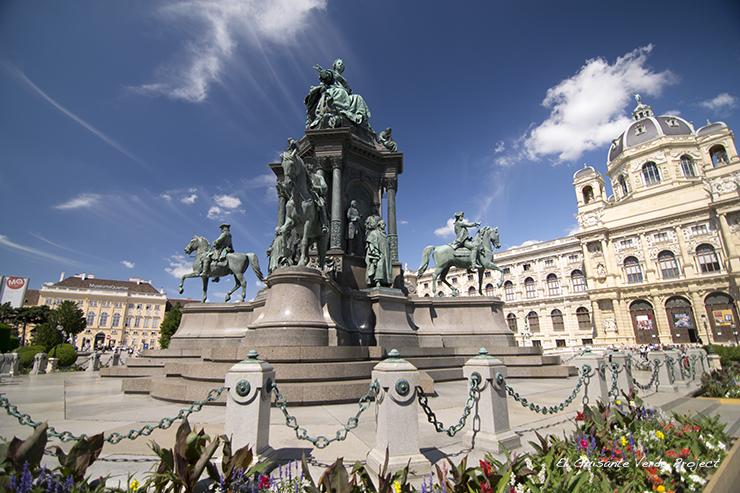 Maria Teresa - Viena, por El Guisante Verde Project