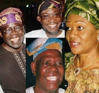 UNBELIEVABLE: Tinubu, Wife Split Over Ondo Gov. Race; Bisi Akande, Aregbesola Too Oppose Jagaban's Choice?