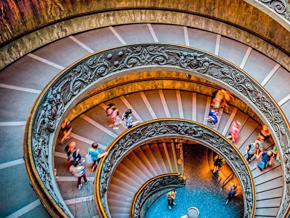 Virtuelle Museumstour - Vatikanische Museen