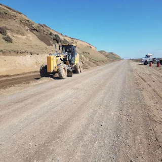 San Sebastian comenzo obras para pavimentacion