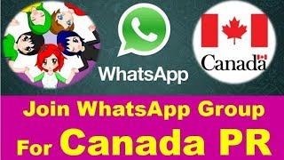 Join Latest Canada Whatsapp Group Join Link + 25 (2020)