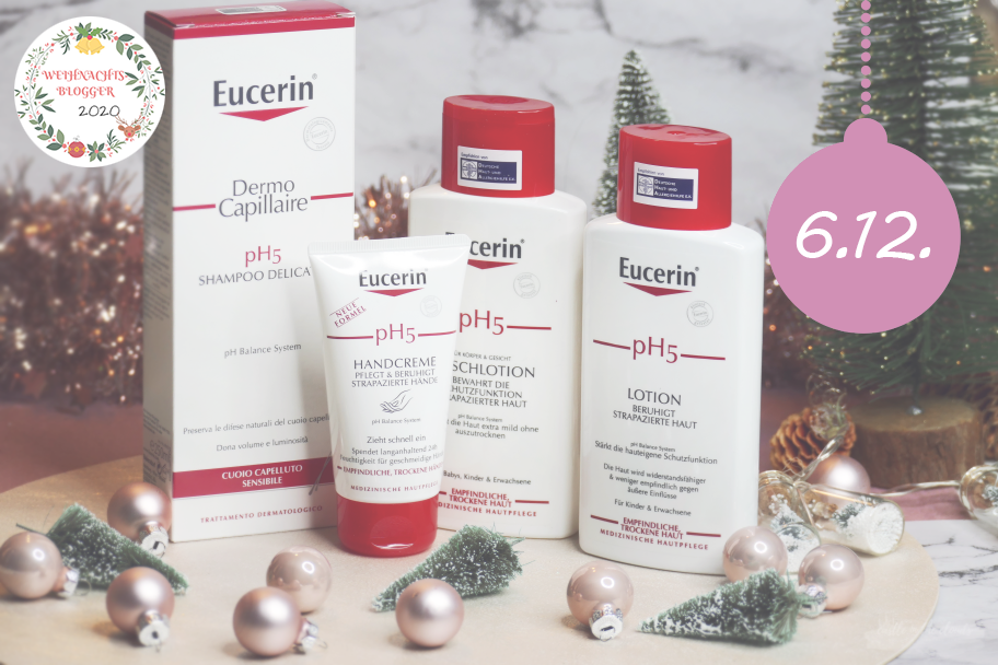 Eucerin pH5 Adventverlosung