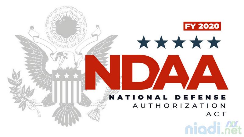 NDAA Logo FY21