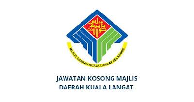 Jawatan Kosong Majlis Daerah Kuala Langat 2019
