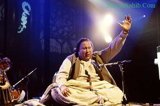 22nd death anniversary of Nusrat Fateh Ali Khan today NusratSahib.Com