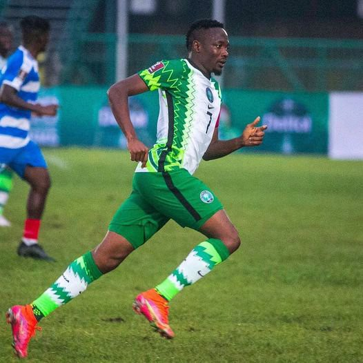 Nigeria Football Federation (NFF) revealed that Ahmed Musa will receive a cash prize of N10m after he played his 100th game for the Super Eagles