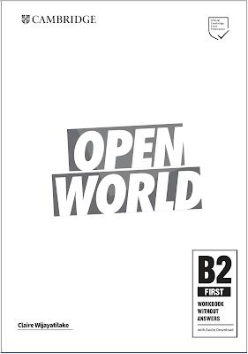 Open World First B2 Workbook cd audio