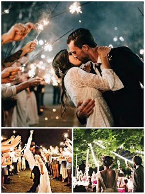 Fotografías mágicas de bodas