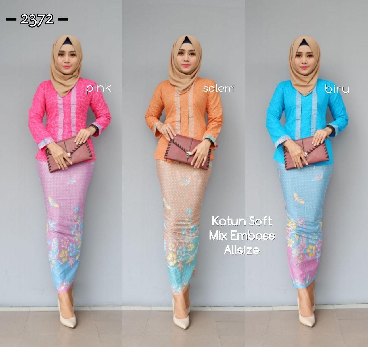 Top 10 Punto Medio Noticias Model Baju Batik Rok Blus Terbaru