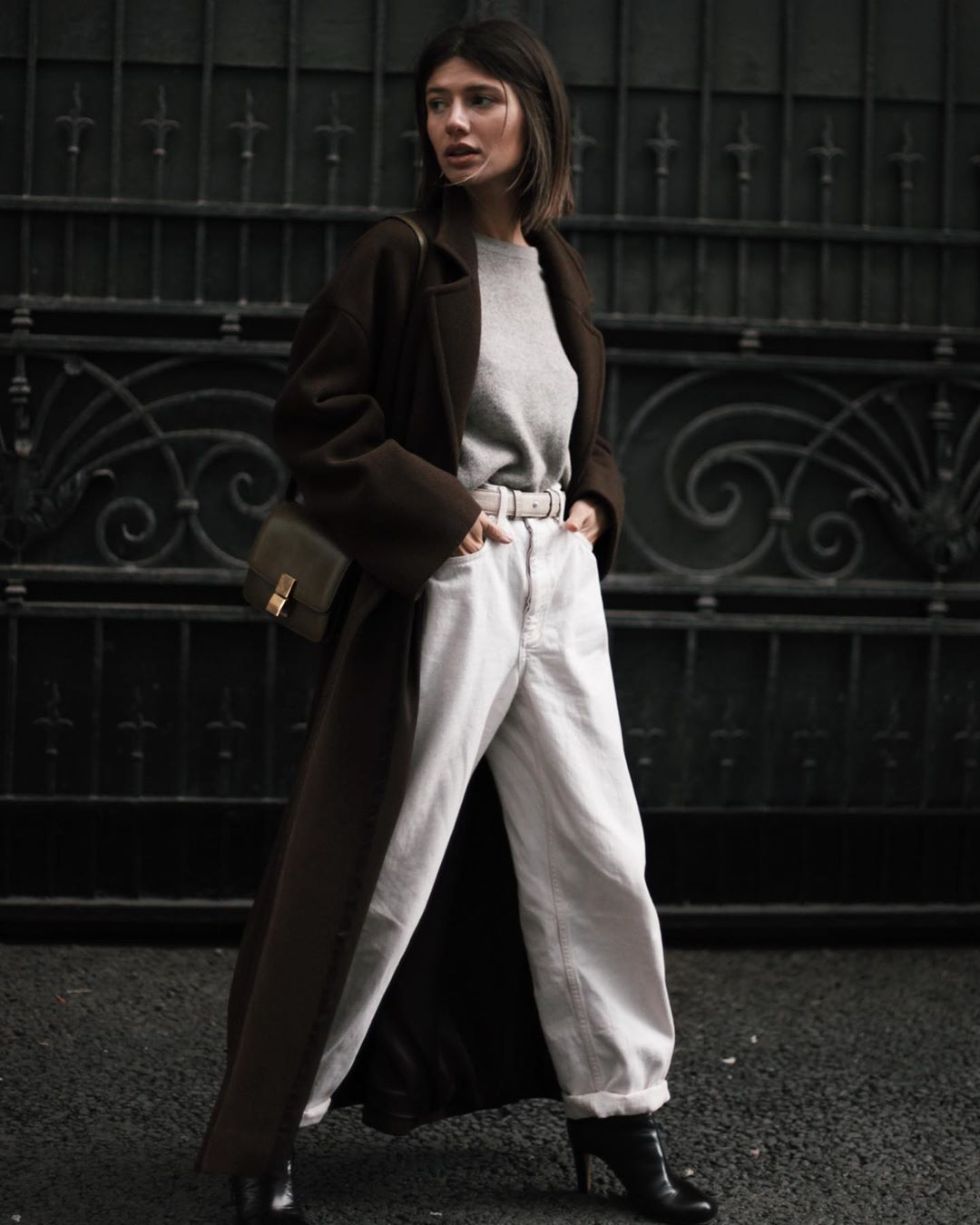 I'm Totally Going to Recreate This Cozy, Elevated Look
