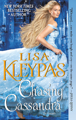 Chasing Cassandra Historical Romance by Lisa Kleypas