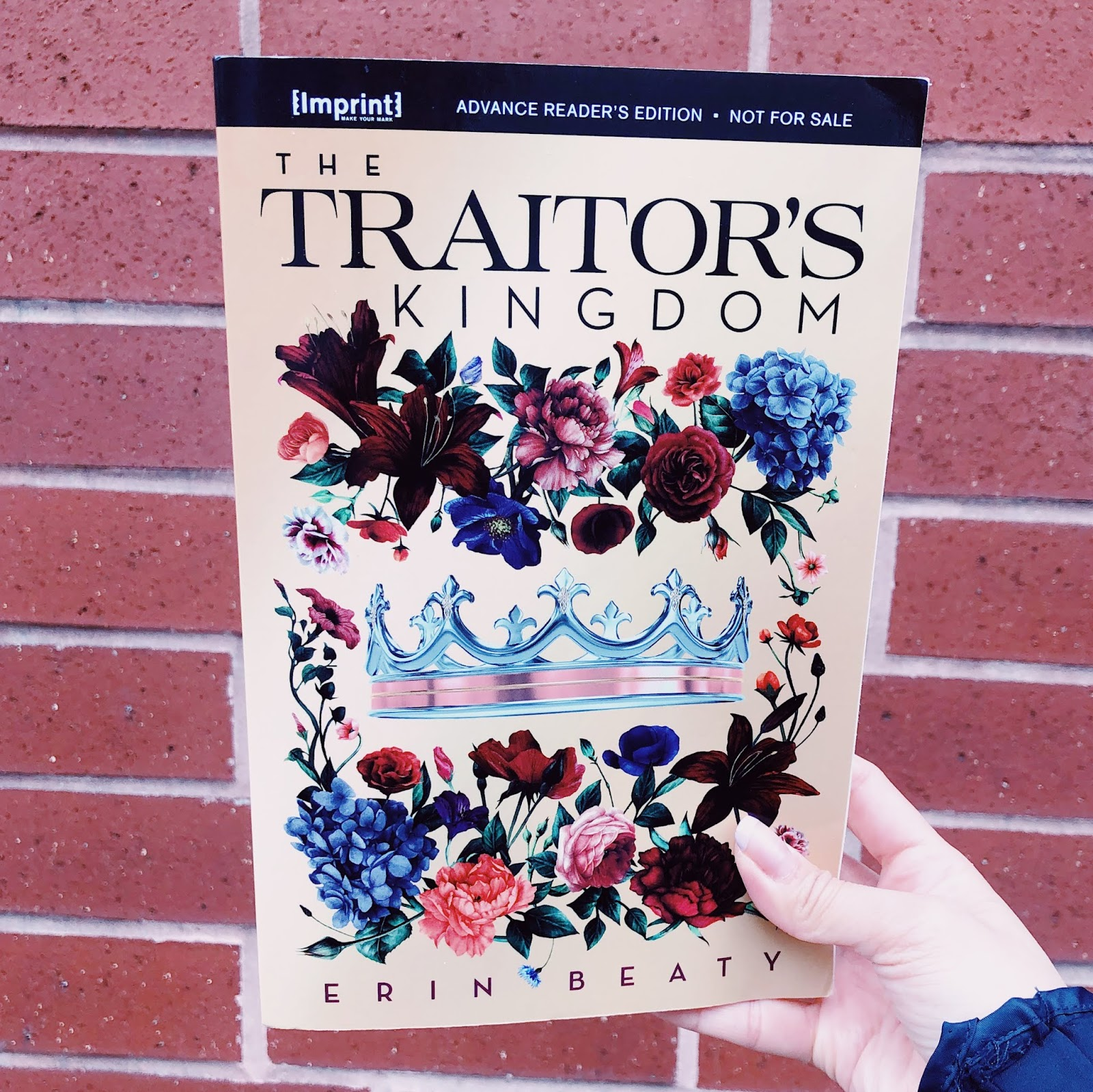 Mini-reviews: The Traitor's Kingdom + Past Perfect Life