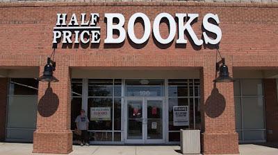 Half Price Books Black Friday 2017