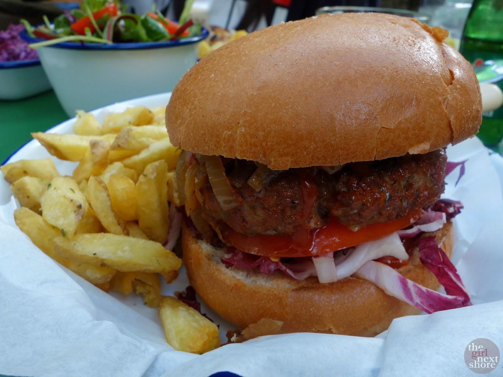 Honest Burgers Brixton Village: where I went down Louisiana way