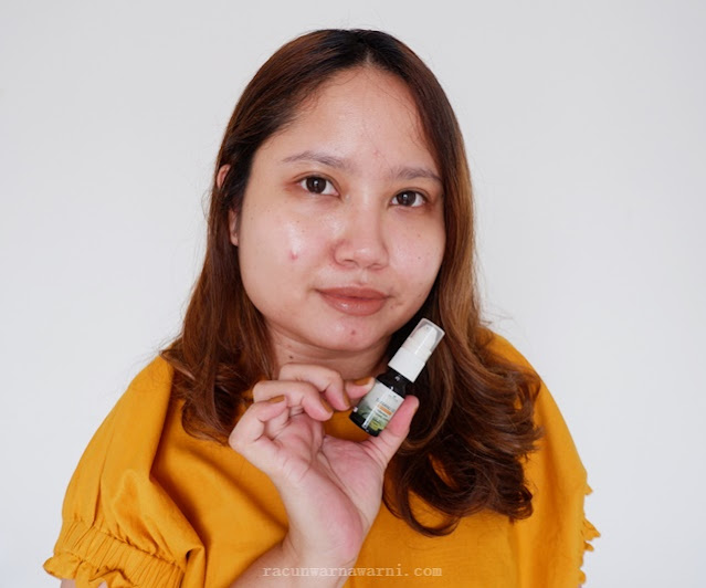 arumnusantara tamanu oil review