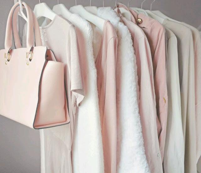 inspiracje, pink, porady stylisty powder pink, stylistka radzi, think pink, pudrowy róż, moda dojrzała, blog po 30, moda dla 40,