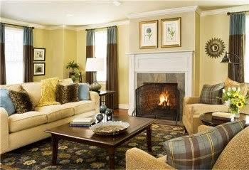 desain interior ruang tamu elegan | desain rumah minimalis