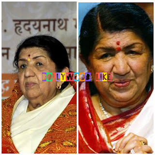 Top 10 most searched indian celebrity on google no.2 Lata mangeshkar