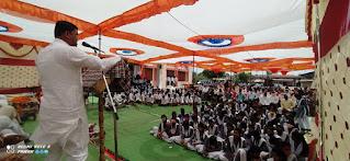 परसवाड़ा विधानसभा क्षेत्र शिक्षा के मामले में अग्रणी बनेगा - मंत्री श्री कावरे