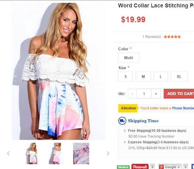 tanie ubrania online