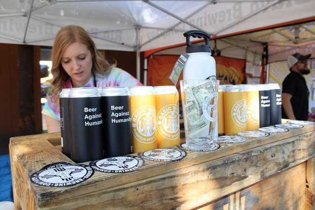 Beer Against Humanity - Rio Bravo Brewing