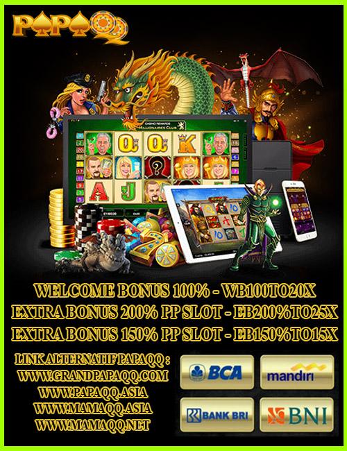 Welcome Bonus 100 Slot Indonesia Cara Daftar Di Situs Bandar Ceme Resmi