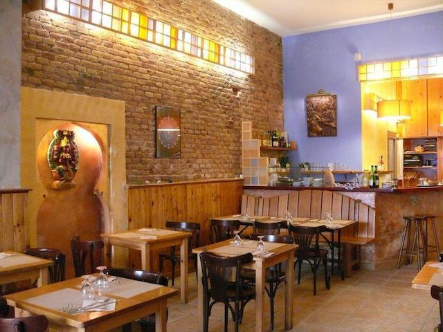 Restaurante Amaltea em Barcelona