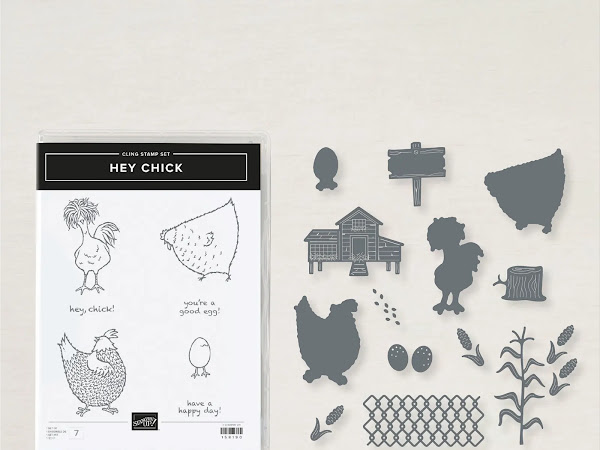 Hey Chick | A Favourite Returns.....with Coordinating Dies!