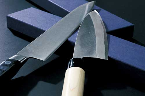 Japanese kitchen knives - hocho.