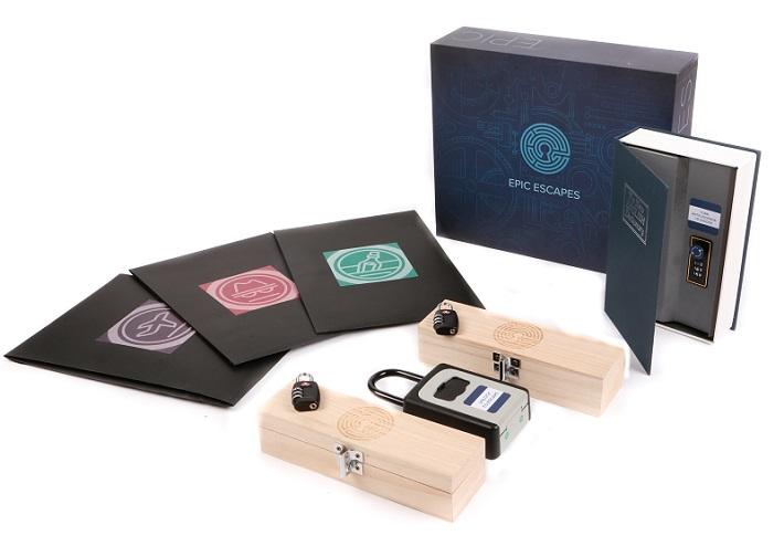 Win Escape Room In A Box
