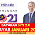 Bayaran Bantuan Prihatin Nasional (BPN 2.0) Dibayar Januari 2021. Rayuan GKP 2.0 Kini Dibuka.