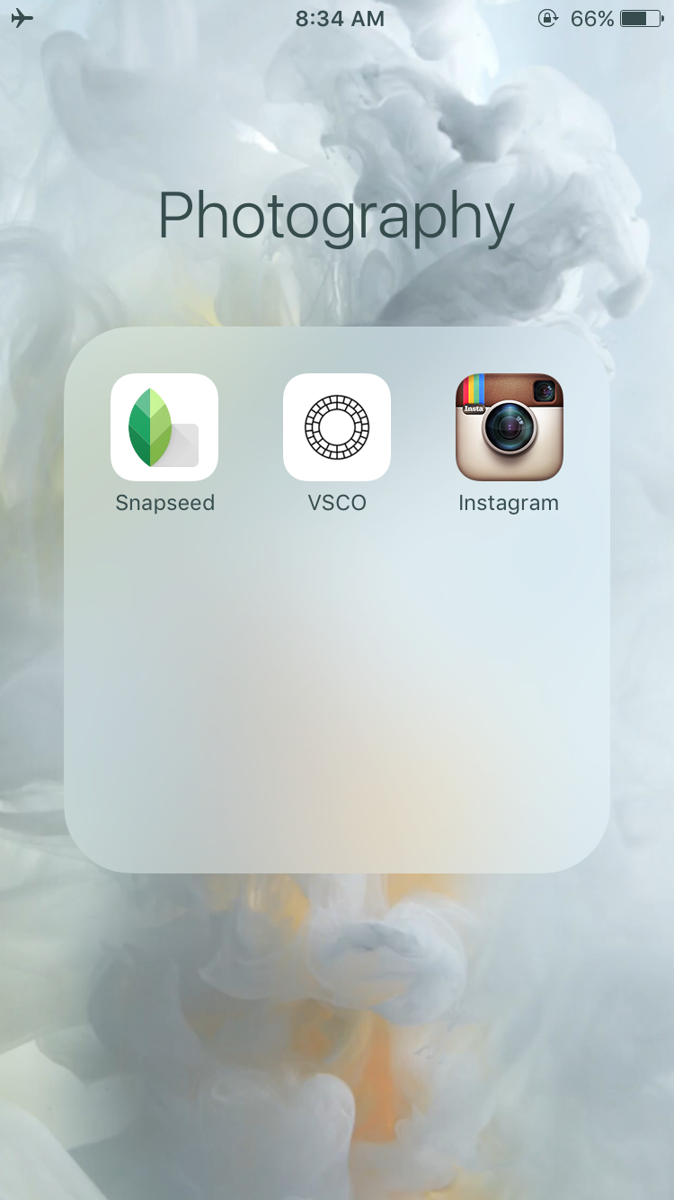 How I Edit My Instagram Photos Snapseed Vsco Cam And More