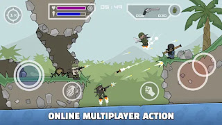 Mini Militia MOD Apk (Unlimited Money + Cash)