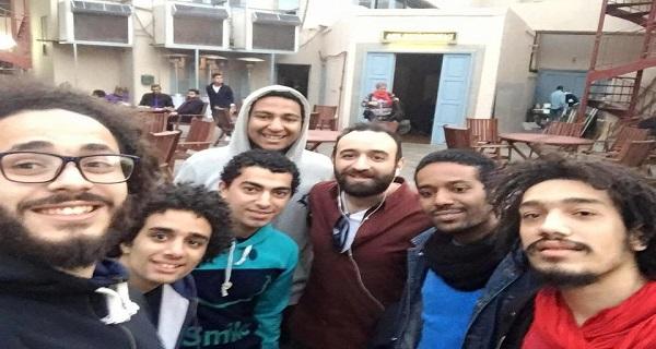 الافراج عن فرقة اطفال شوارع بعد اربعة شهور من حبسهم
