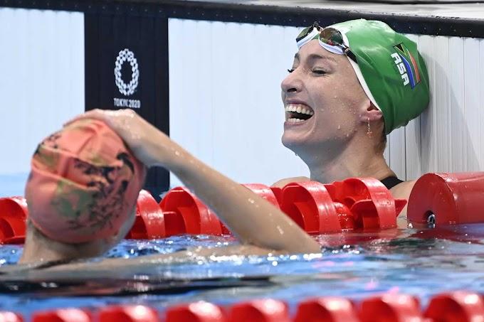 Tokió 2020 - Tatjana Schoenmaker világcsúccsal nyert 200 m mellen