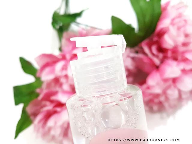 [Review] Emina Bright Stuff Micellar Water