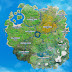 Fortnite: Map Chapter 2, Season 1, New Map, All Cities, Localities