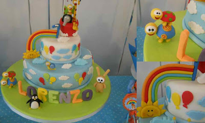 Baby TV Real Party Cumplea Os Baby TV Para Lorenzo