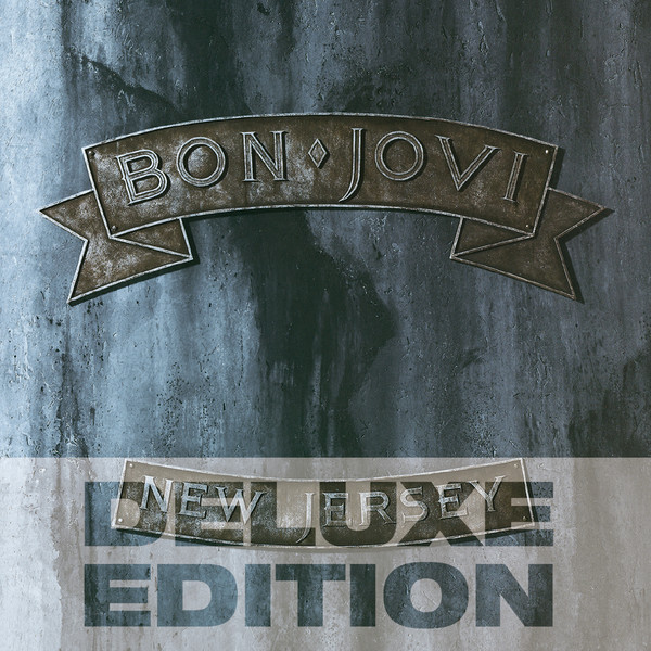 Bon Jovi - New Jersey (Deluxe Edition) Cover