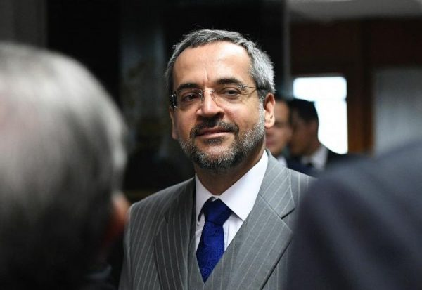 Abraham Weintraub, Ministro da Educação, 2019