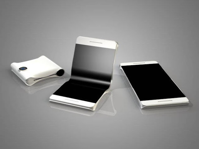 Nguyên mẫu điện thoại 2 màn hình của Samsung xuất hiện