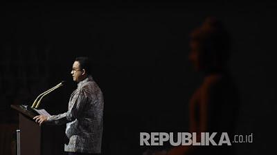 KPK Segera Panggil Anies Terkait Dugaan Korupsi Tanah DKI