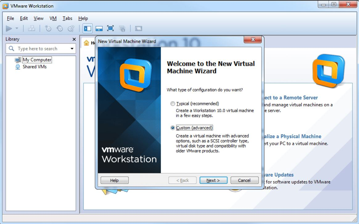 VMWare WorkStation Pro 14 Activated Full version