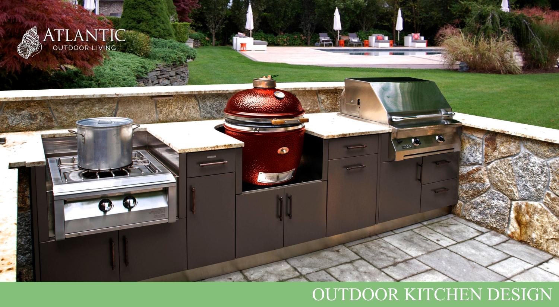 20+ Outdoor Kitchen Minimalist Design - The Best Of Decoration