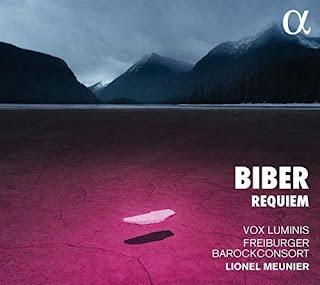 Biber Requiem; Vox Luminis, Freiburger Barockconsort, Lionel Meunier; Alpha